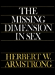 The Missing Dimension In Sex