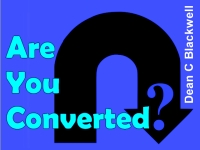 Are You Converted?