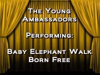 Listen to Baby Elephant Walk (Born Free)
