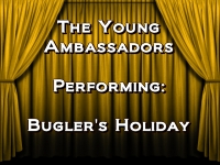 Listen to Bugler's Holiday