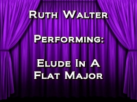Listen to Elude In A Flat Major