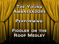 Listen to Fiddler on the Roof Medley