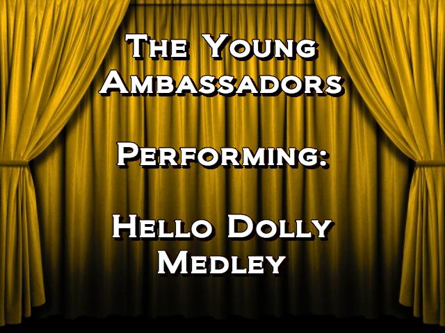 Hello Dolly Medley