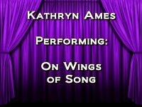 Listen to On Wings of Song