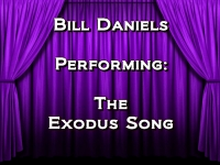 Listen to The Exodus Song