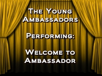 Listen to Welcome to Ambassador