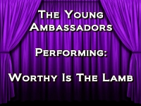 Listen to Worthy Is The Lamb