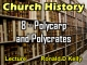 Church History - Lecture 8 - Polycarp And Polycrates