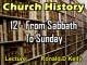Church History - Lecture 12 - From Sabbath To Sunday