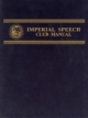 Imperial Speech Club Manual