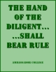 The Hand of the Diligent... Shall Bear Rule!