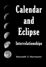 Calendar and Eclipse Interrelationships