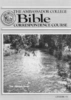 Lesson 10 - Should You Be Baptized?