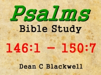 Listen to  Psalms 146:1 - 150:7