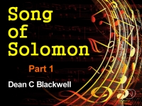 Listen to  Song of Solomon - Part 1