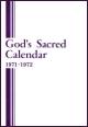 God's Sacred Calendar 71-72