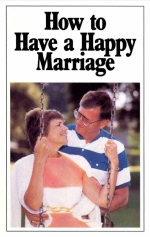 How to Have a Happy Marriage