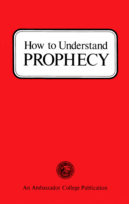 How To Understand Prophecy