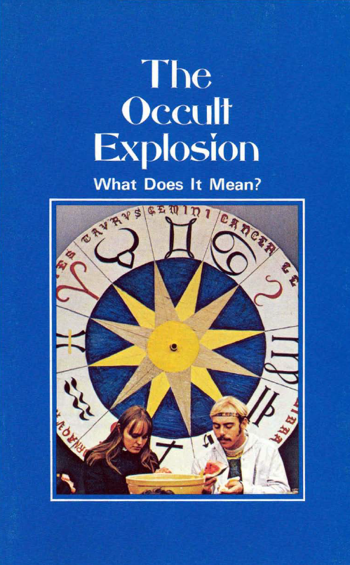 The Occult Explosion - What Does It Mean?