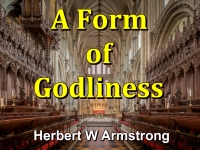 Listen to A Form of Godliness