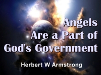 Listen to Angels Are a Part of God's Government
