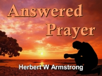 Listen to Answered Prayer