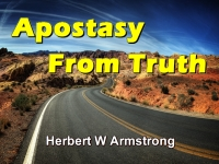 Listen to Apostasy From Truth