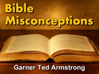 Listen to Bible Misconceptions