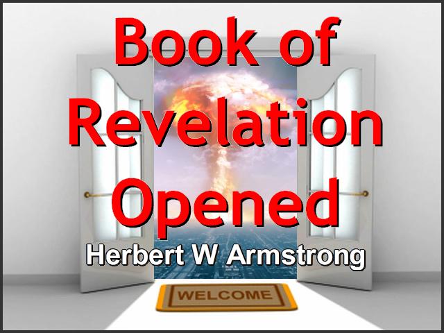 Book of Revelation Opened