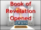 Book of Revelation Opened