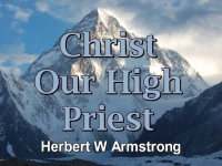 Listen to Christ Our High Priest