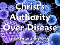 Listen to Christ's Authority Over Disease
