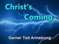 Listen to Christ's Coming