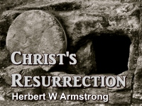 Listen to Christ's Resurrection
