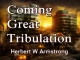 Outline of Prophecy 11 - Coming Great Tribulation