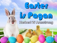 Listen to Easter is Pagan