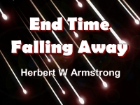 Listen to End Time Falling Away