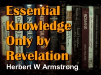 Listen to Essential Knowledge Only by Revelation