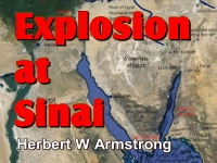 Listen to Explosion at Sinai