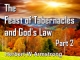 The Feast of Tabernacles and God's Law - Part 2