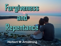 Listen to Forgiveness and Repentance