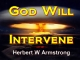 God Will Intervene