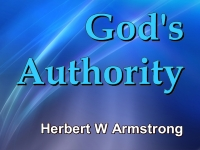 Listen to God's Authority