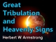 Outline of Prophecy 07 - Great Tribulation and Heavenly Signs