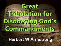 Listen to Outline of Prophecy 08 - Great Tribulation for Disobeying God's Commandments