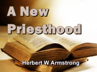 Listen to Hebrews Series 08 - A New Priesthood
