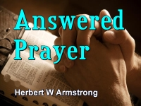 Listen to Hebrews Series 01 - Answered Prayer