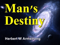 Listen to Hebrews Series 02 - Man's Destiny