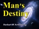 Hebrews Series 02 - Man's Destiny