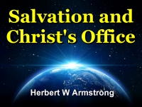 Listen to Hebrews Series 09 - Salvation & Christ's Office